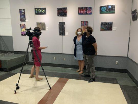 DMTV interviews Jennifer Smith & Lisa Jones