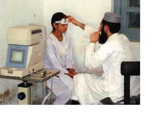 Save 50,000 Pakistani children from blindness