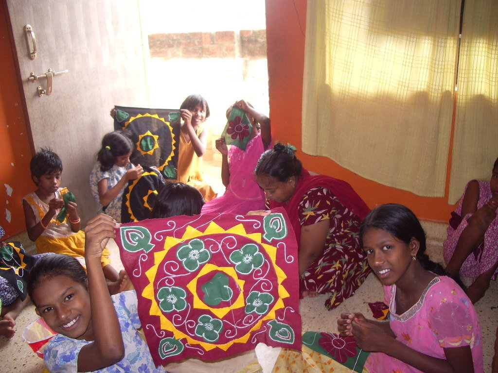 Support an Orphanage in India