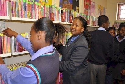 Centre of Excellence at a Township School