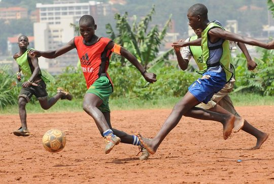 Retrak & Kick4Life Soccer HIV-prevention Project