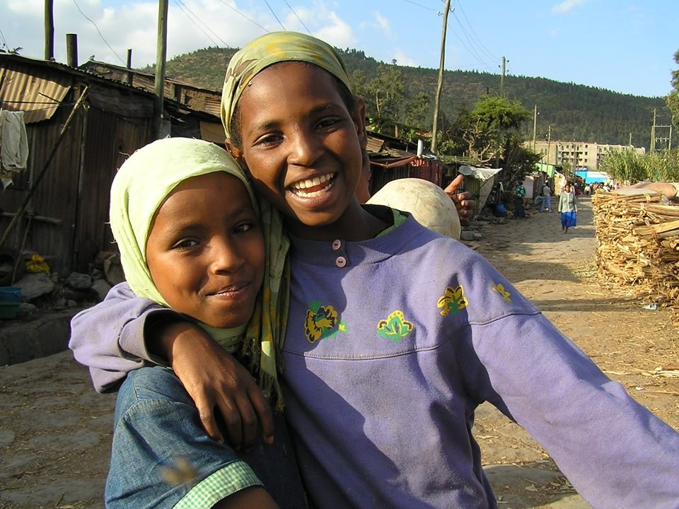 Girls at Retrak Ethiopia