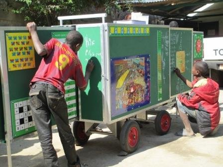 The Mobile School