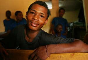 Yusef aged 15