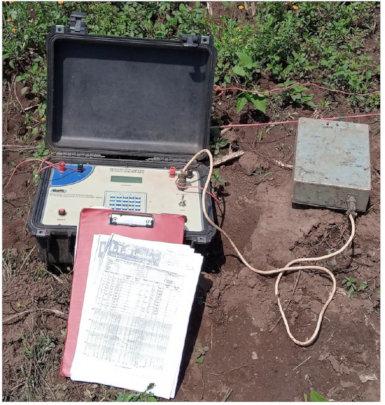 hydrogeological survey 3