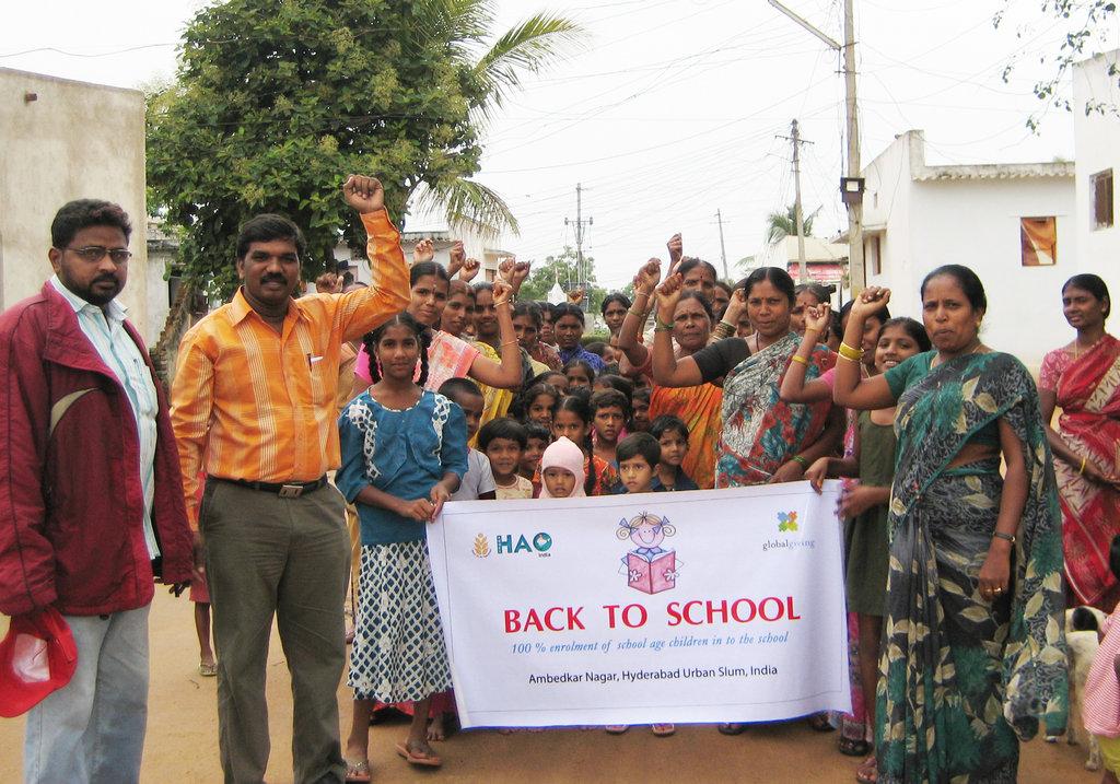 "Awareness Program On "" Back to School """