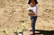 Teaching children in Chiapas how to grow forests
