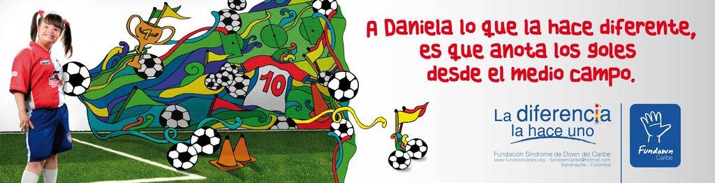 Daniela-futbolista
