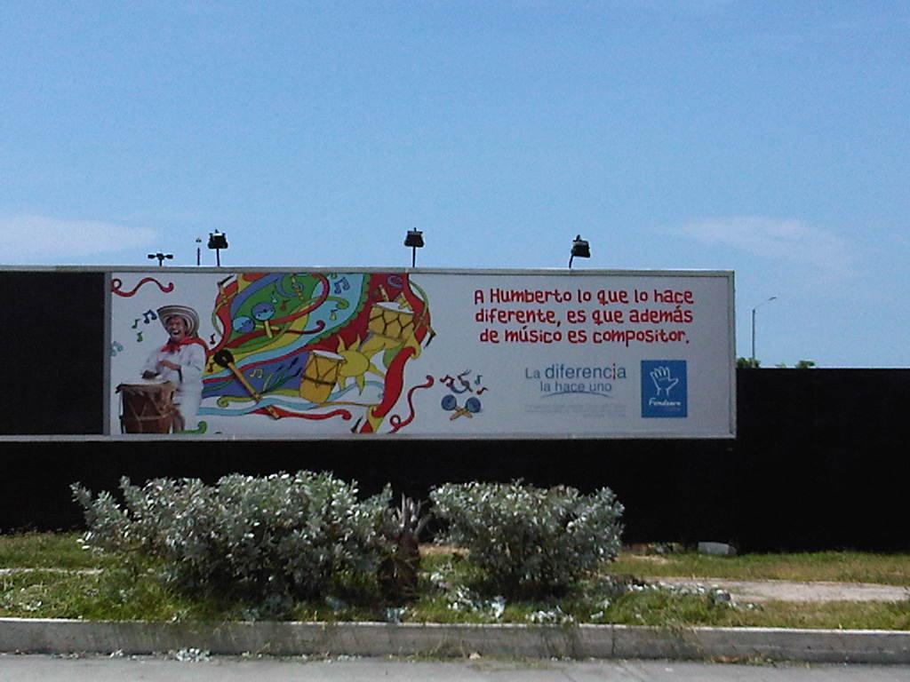 Valla Publicitaria Calle 98 Cra 53 Barranquilla