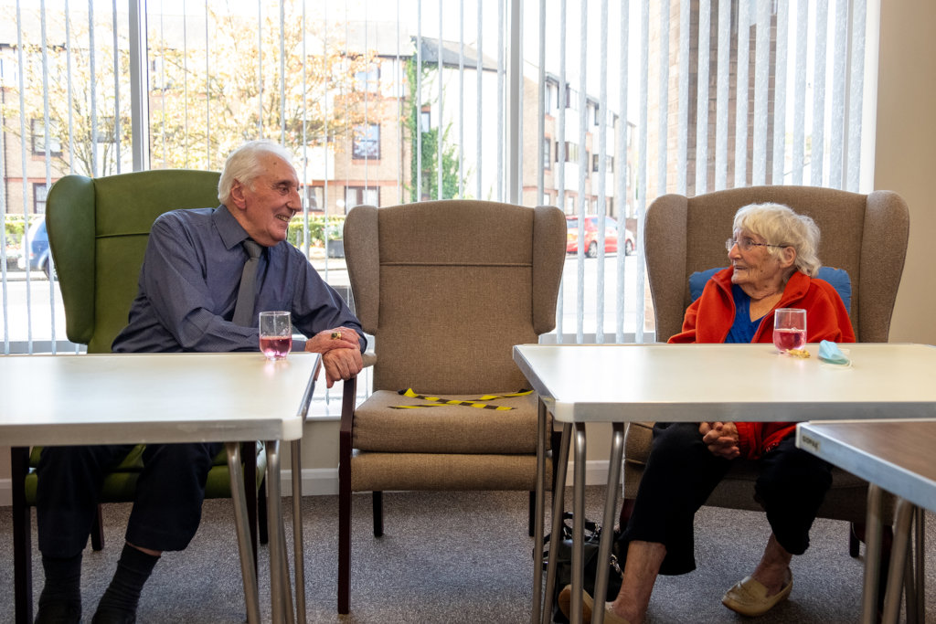 Shield the elderly from loneliness and isolation