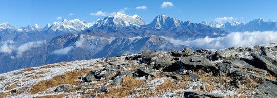 Greetings from Himalaya of Nepal
