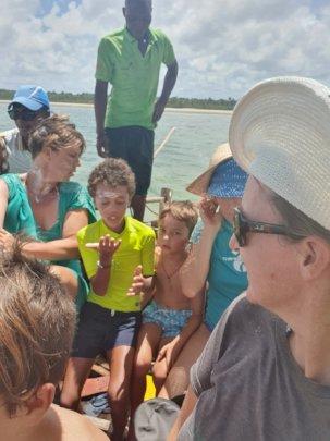 Seahorse Tourism