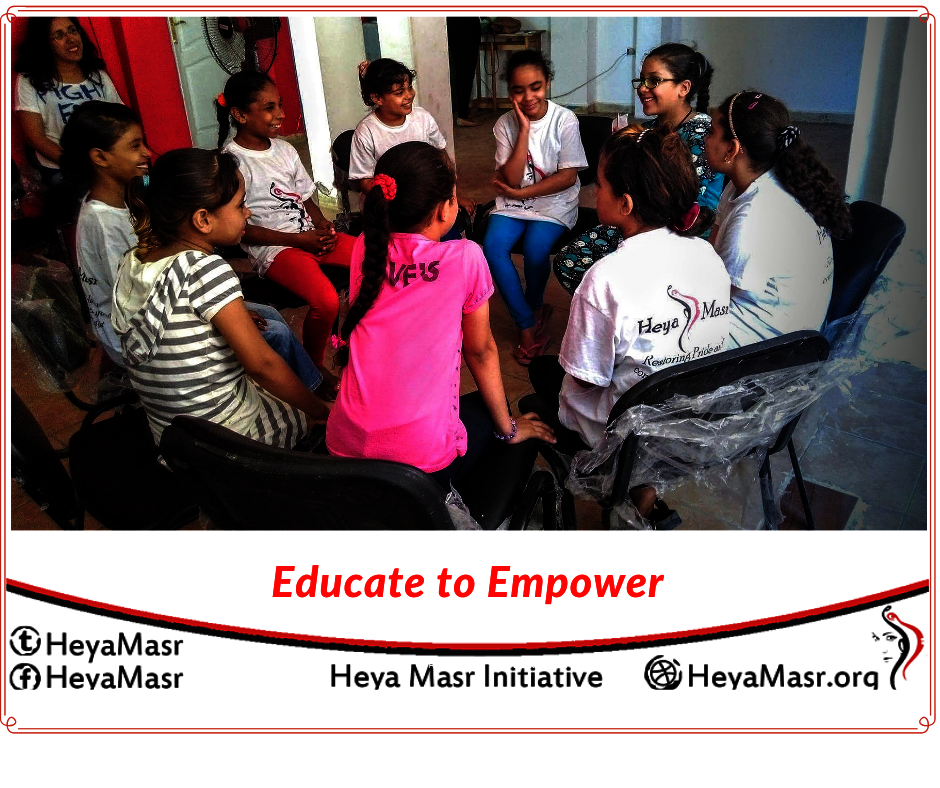 Educate to Empower 200 Girls Living in Poverty!