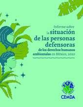 Report on Agressions vs Environmental Defenders (PDF)