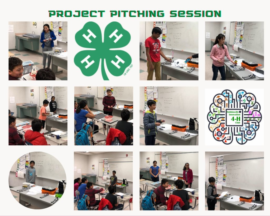 Project Pitching Sessions