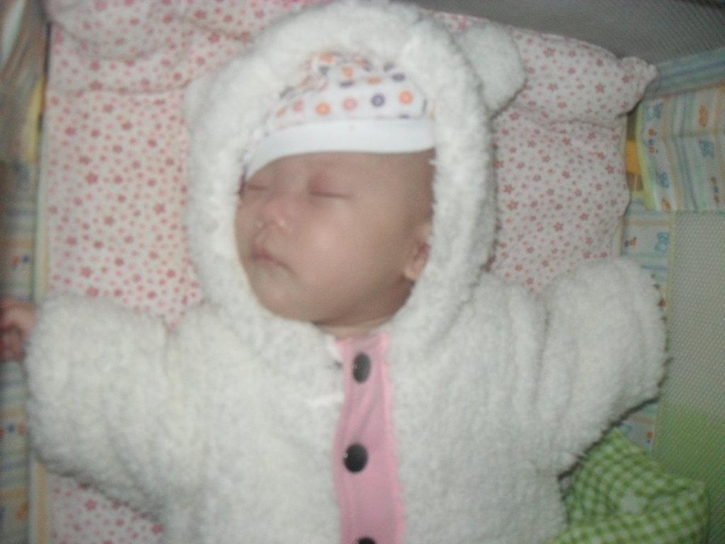 Baby XX, January 2012
