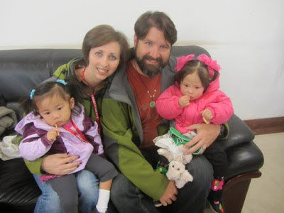 DXX Charlet and her Forever Family