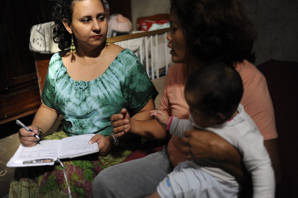 Empower 100 High Risk Teen Mums in Sao Paulo City