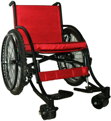 one of our All Terrain Wheelchairs