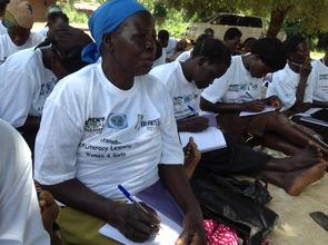 Mary Okeny, participant