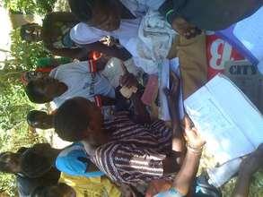 literacy participants 2011