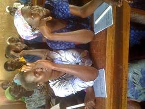 Literacy class 2011