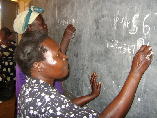 Help 200 women in northern Uganda learn to read