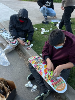 Build a Board for Friendship House Youth