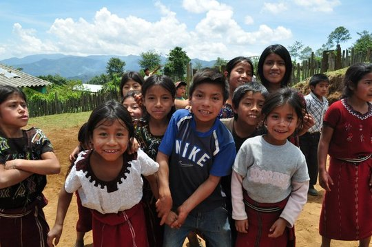 Provide clean water to 500 children in Guatemala