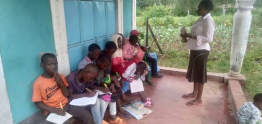 Busy Learners
