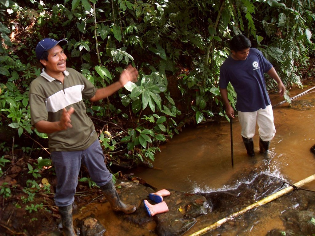 Provide Clean Water for the Naso of Panama