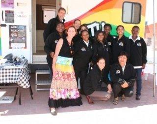 Desmond Tutu HIV Foundation Mobile Clinic