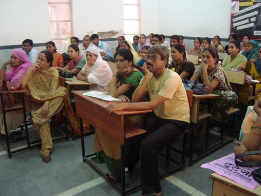 Workshop for Parents in August