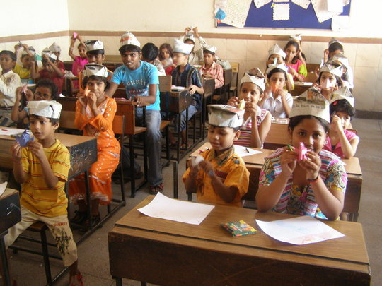Nourish& Educate HIV Affected Children in India