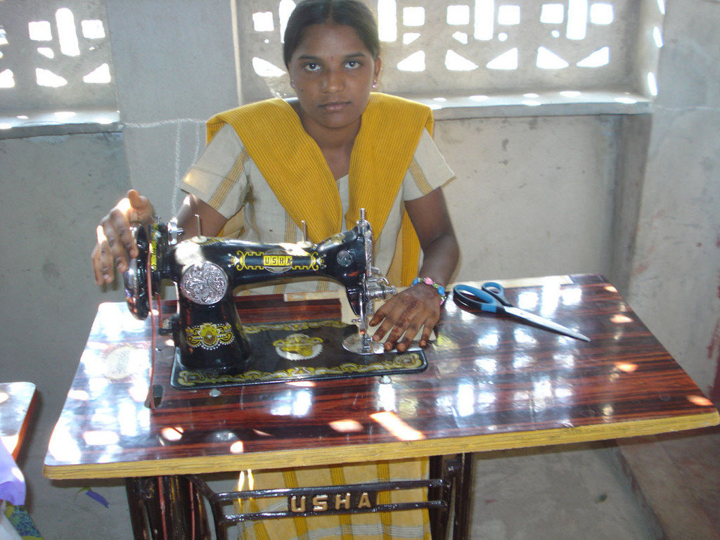 Support for Economic Empowerment of Deprived Women
