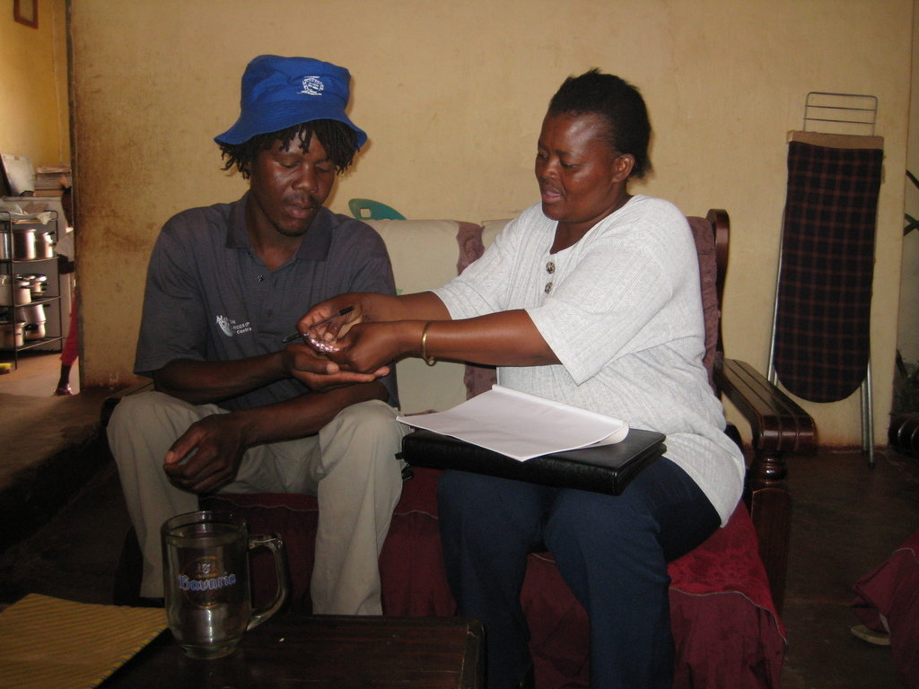 Treat 30 HIV positive parents monthly in BelaBela