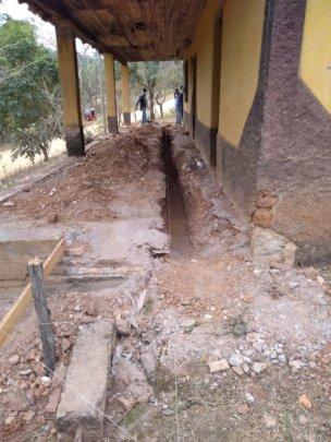 Construction of Community Center in Tule, Honduras