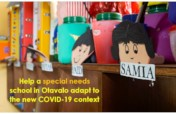 Help a Special Needs School Adapt to COVID Context