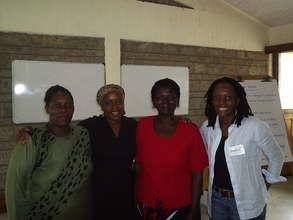 A team of trained facilitators