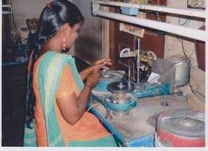 artificial diamond making