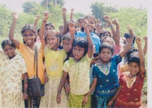 dalit girl children