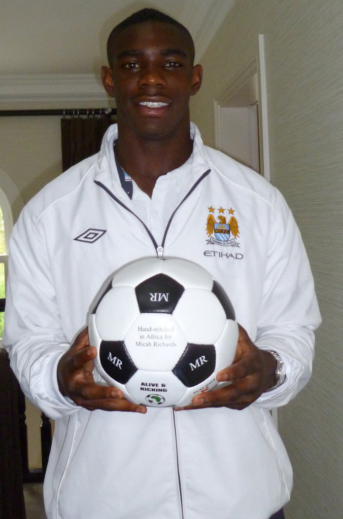 Micah Richards - A&K Ambassador