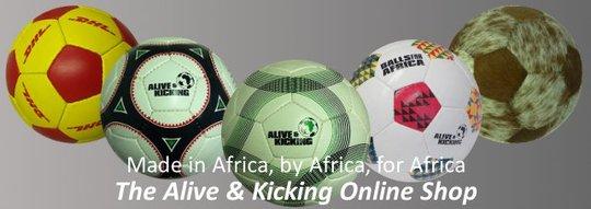 Alive & Kicking Online Shop