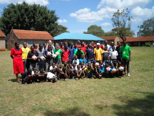 Thika School for the Blind