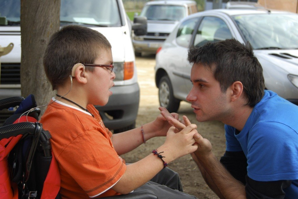 Equal Opportunities For 20 Deafblind Persons