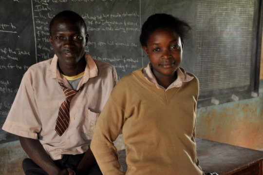 Water for Learning in Kenyan and Ugandan schools