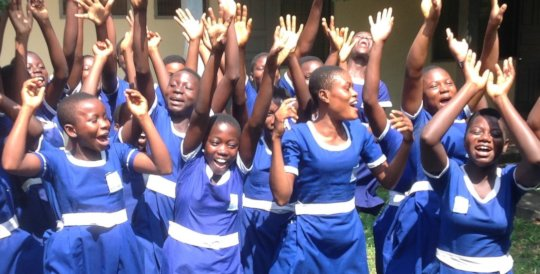 Girls Education for Brighter Futures Post-COVID-19