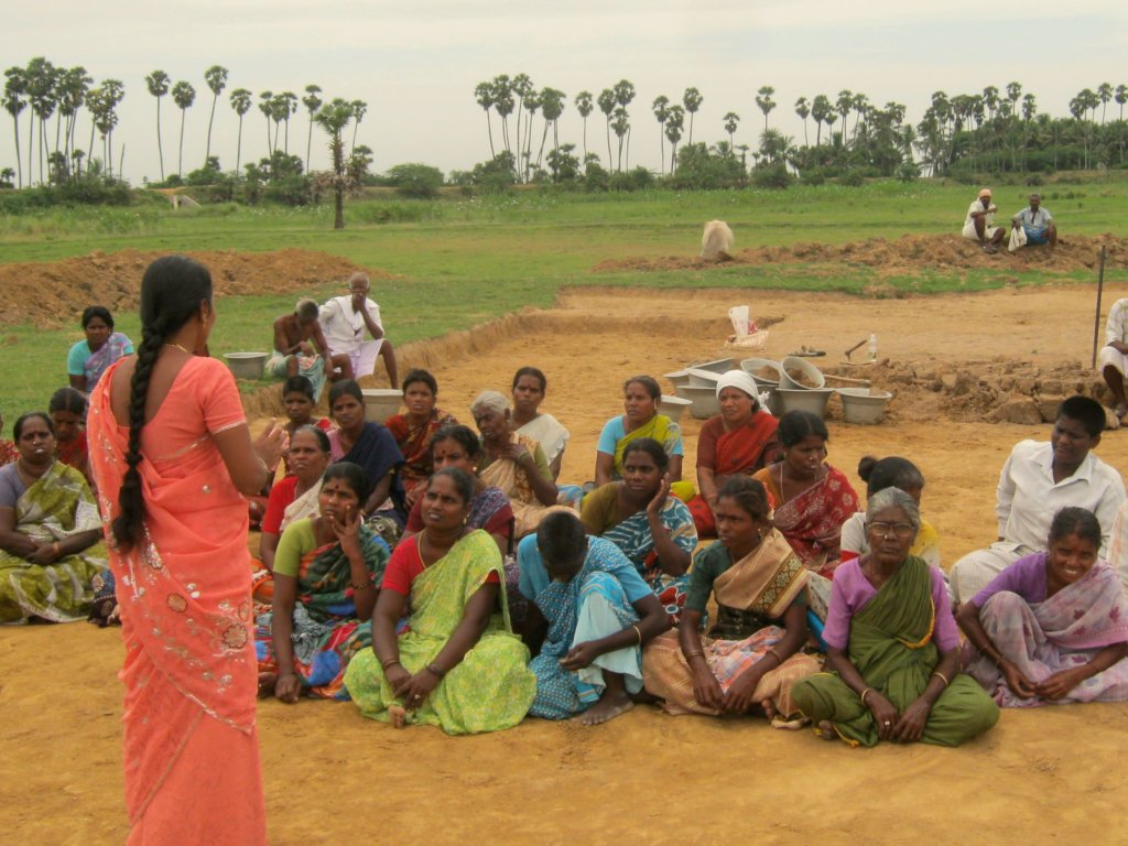 Female Farmers Meetings
