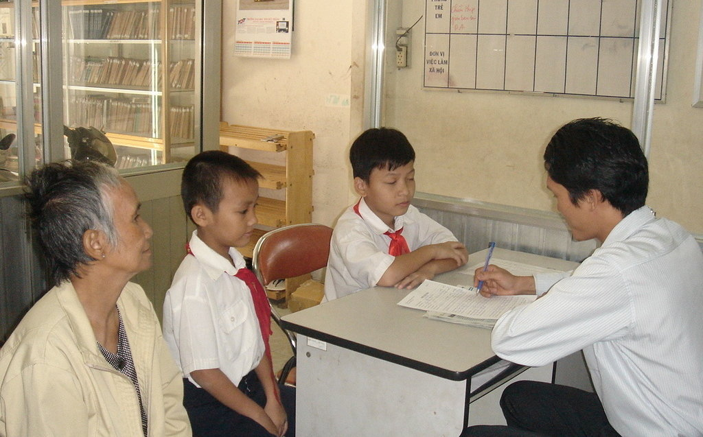 Empower Nonprofits to Reduce Inequality in Vietnam