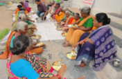 Donate Food for 30 Destitute Elderly People India